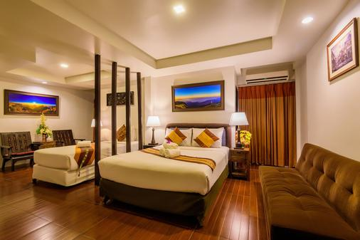 Panna Heritage Boutique Hotel - Chiang Mai - Phòng ngủ