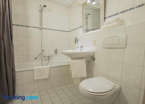 Fletcher Hotel-Restaurant Apeldoorn - Apeldoorn - Bathroom