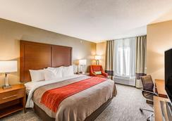 Comfort Inn Altoona - Altoona - Bedroom