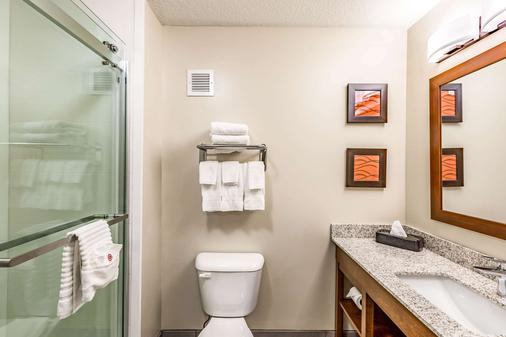 Comfort Inn Altoona - Altoona - Bad