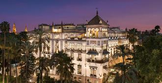 Hotel Alfonso XIII, A Luxury Collection Hotel, Seville - Sevilla - Bygning