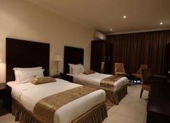 Mikhael's Hotel - Brazzaville - Bedroom