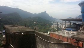 Hostel Fenix Rocinha - Río de Janeiro - Vista del exterior