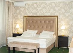 سكيف هوتل آند سبا - Petropavlovsk - غرفة نوم