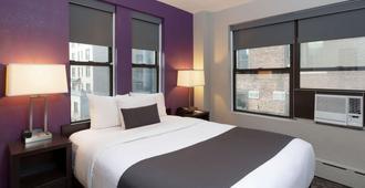 La Quinta Inn & Suites by Wyndham New York City Central Park - New York - Schlafzimmer