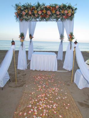 Playa Los Arcos Hotel Beach Resort & Spa - Pto Vallarta - Sala de banquetes