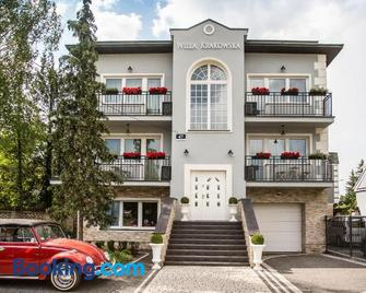 Apartamenty Willa Krakowska - Raszyn - Building
