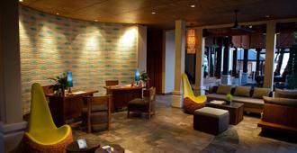 Anantara Rasananda Koh Phangan Villas - Ko Pha Ngan - Lounge