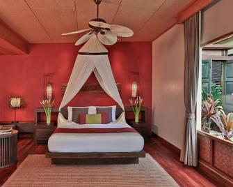 Anantara Rasananda Koh Phangan Villas - Ko Pha Ngan - Bedroom
