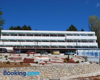 Hotel & Spa Tino Sveti Stefan - Ohrid - Gebouw