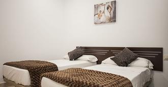 Hostal Rincón de Sol - Madrid - Bedroom