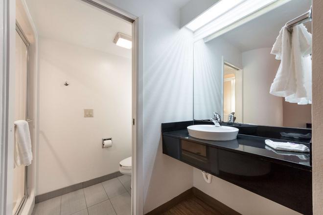 Motel 6 Dallas Northeast - Dallas - Bathroom
