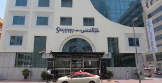 Signature Inn Deira - Dubai - Edifício