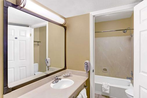 Baymont by Wyndham Provo River - Provo - Phòng tắm