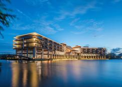 水月周莊鉑爾曼酒店 - 昆山 - 建築