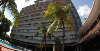 Hotel Cortez - סנטה קרוס