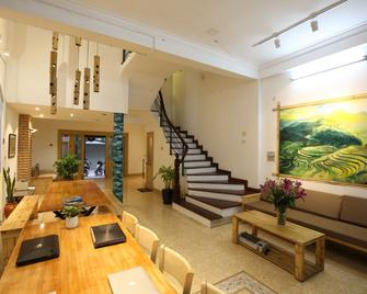 Minimalism Home - Hanói - Hall