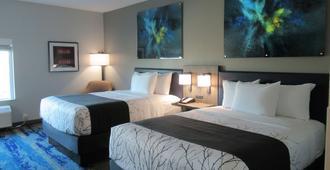 La Quinta Inn & Suites by Wyndham Dallas/Fairpark - Ντάλας - Κρεβατοκάμαρα