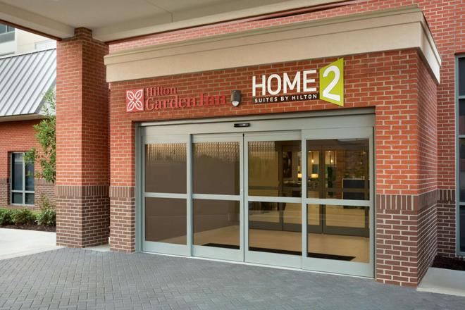 Home2 Suites by Hilton Birmingham Downtown - Birmingham - Edificio