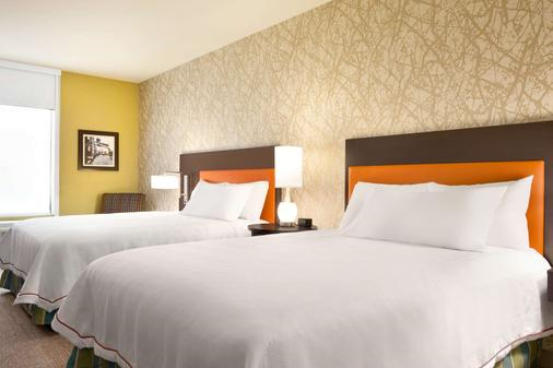 Home2 Suites by Hilton Birmingham Downtown - Birmingham - Makuuhuone