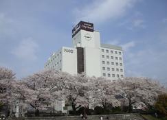 鳥取城市酒店 - 鳥取市 - 建築