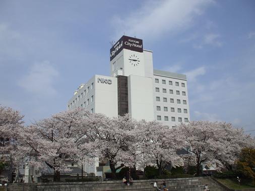 Tottori City Hotel - Tottori - Gebäude