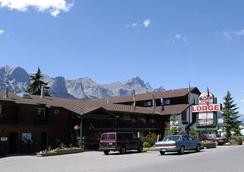 Rundle Mountain Lodge - Canmore - Gebäude