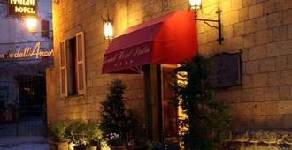 Grand Hotel Italia - Orvieto - Utsikt