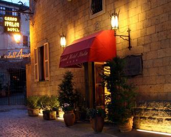 Grand Hotel Italia - Orvieto - Vista esterna