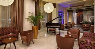 City Seasons Al Hamra Hotel - Abu Dhabi - Lobby