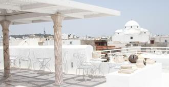 Dar Ben Gacem Kahia - Tunis - Balcony