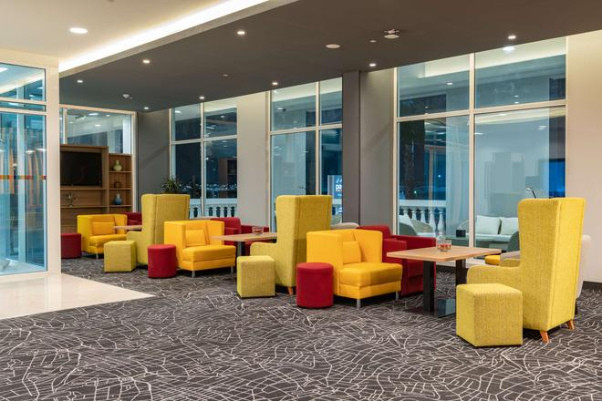 Park Inn By Radisson Jubail Industrial City - Al Jubail - Lobby