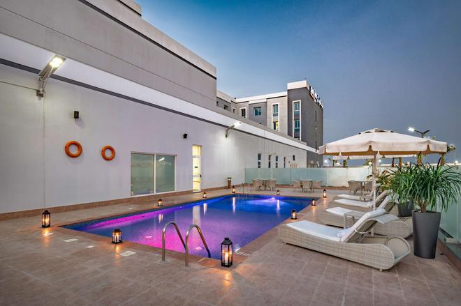 Park Inn By Radisson Jubail Industrial City - Al Jubail - Pool