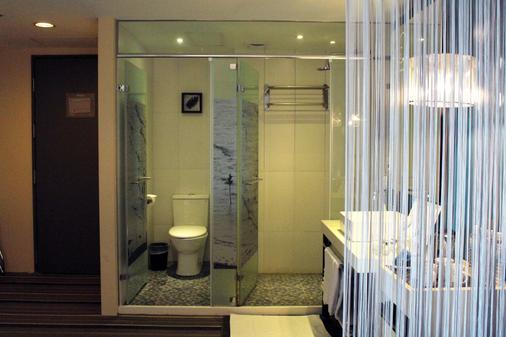 Hotel Day Plus Tamsui - Tamsui District - Bathroom