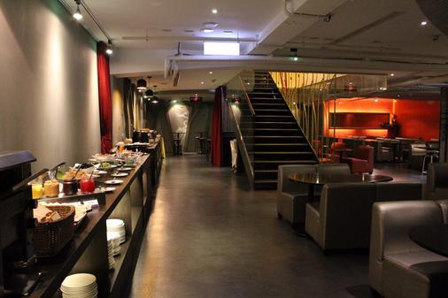 Hotel Day Plus Tamsui - Tamsui District - Restaurant