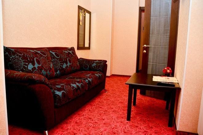 Park City Rose - Rostov on Don - Phòng khách