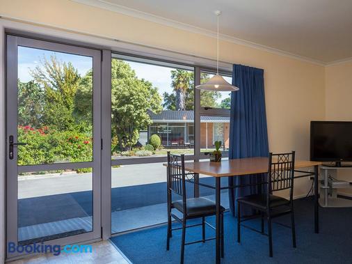 Middle Park Motel - Blenheim - Phòng ăn