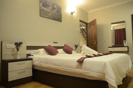 Zermatt Hotel - Bringchang - Makuuhuone