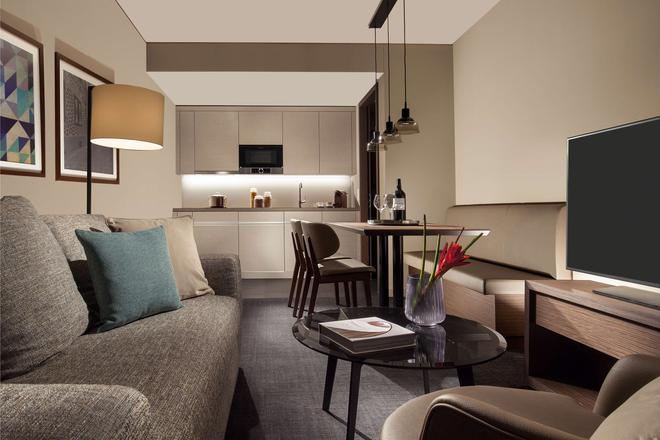 Acasa Suites - Цюрих - Гостиная