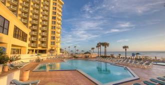 Ocean Breeze Club Hotel - Daytona Beach - Piscine