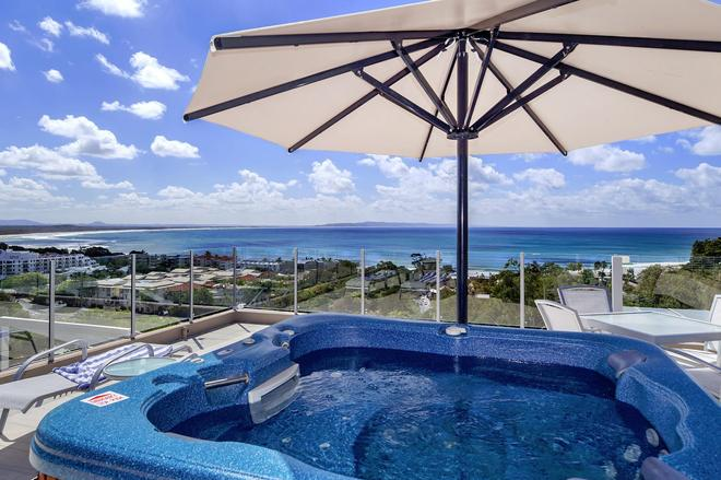 Picture Point Terraces - Noosa Heads - Pool