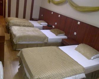 Okutur Otel - Rize - Schlafzimmer