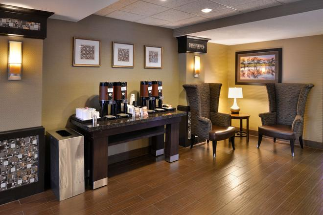 Best Western Plus Wichita West Airport Inn - Wichita - Buffet