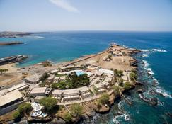 Hotel Oásis Atlântico Praiamar - Praia - Edificio