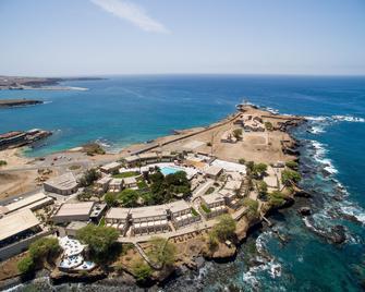 Hotel Oásis Atlântico Praiamar - Прая - Здание