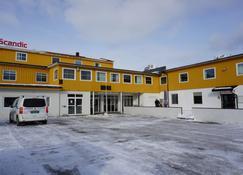 Scandic Vestfjord Lofoten - Svolvær - Rakennus