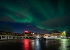 Scandic Vestfjord Lofoten - Svolvær - Edificio