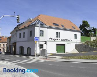 Penzion-apartman Soucek - Jindrichuv Hradec - Building