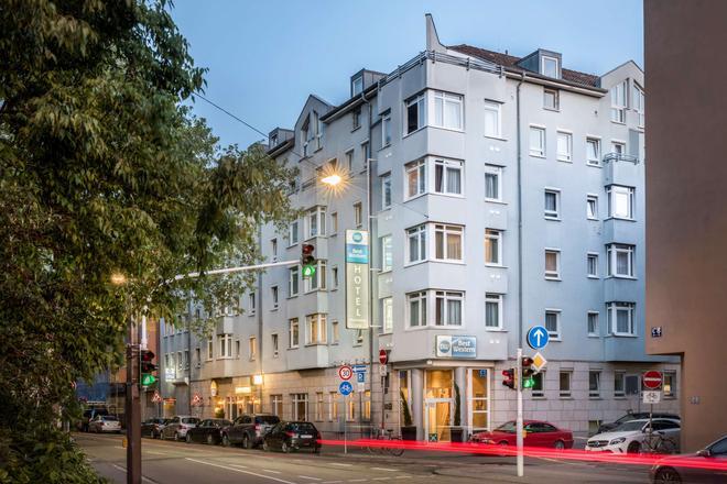 Best Western Hotel Mannheim City - Mannheim - Toà nhà
