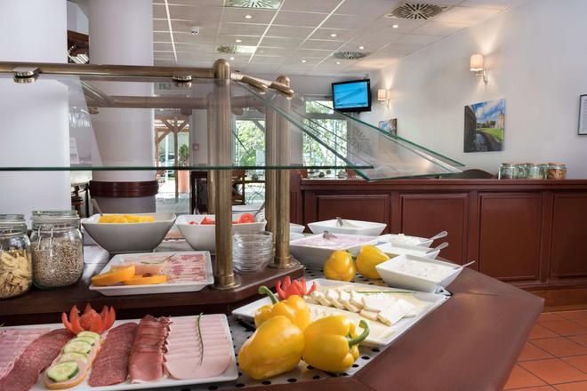 Best Western Hotel Mannheim City - Mannheim - Buffet